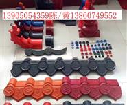 惠安三盛——樹脂琉璃瓦現場生產