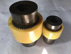 NL内齿增强尼龙弹性联轴器(铸铁)
