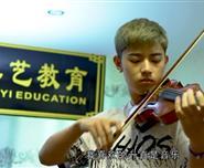 章昊,高颜值高智商的音乐艺考生