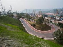内江市塔山公园工程案例