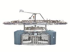三线卫衣针织机