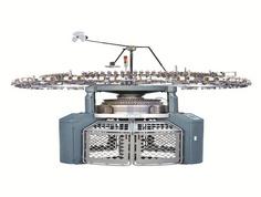 双面电脑选针大提花针织机