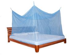 长效杀虫蚊帐方顶
