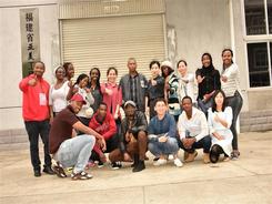 卢旺达学员培训